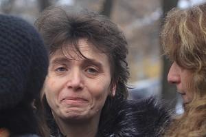Майката на Мирослава от Перник