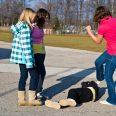 насилие в училище