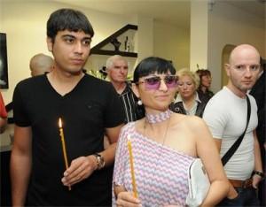 Софи Маринова и Дачо