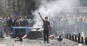 Истамбул протести