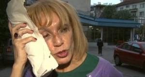 Люба Кулезич ранена