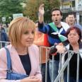 Мая Манолова протести