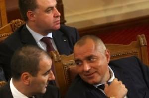 Цветанов, Борисов