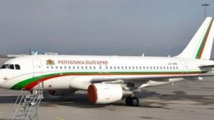самолет правителствен