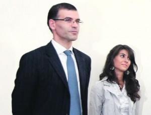 Дянков и Ирина