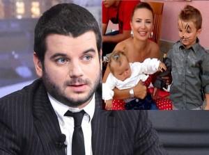 Иван и Ирина с децата