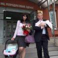Станишев и Моника