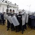 бунт полицаи