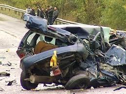 катастрофа кола