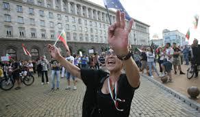 протест Орешарски