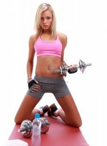 упражнения на голо