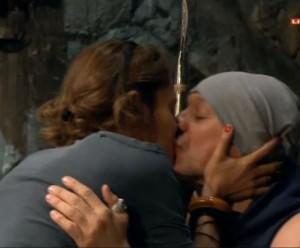 Деян целувка за сбогом