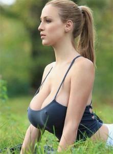 естествено уголемяване на бюста