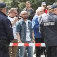 Мишо Шамара - протести