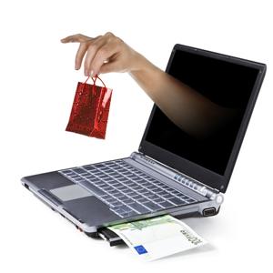 пазаруване по интернет