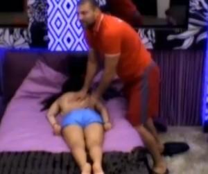 Лияна Тервел масаж