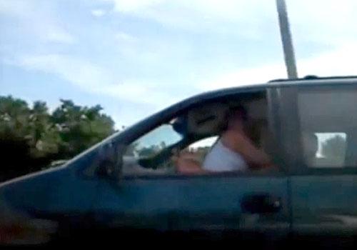 секс в кола видео