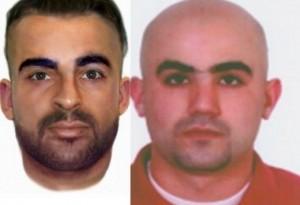 лицата на терористите от сарафово