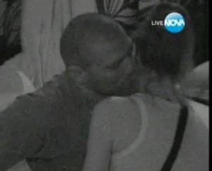 целувка Лили Тервел