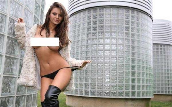 снимки голи жени