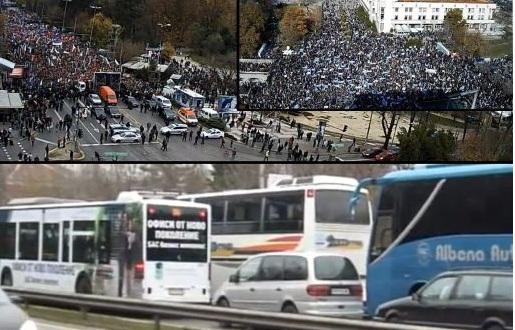протест 16 ноември