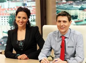 Ани Цолова и Виктор Николаев отмъкнаха аудиторията на Би Ти Ви