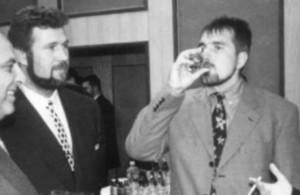 Румен Николов - Пашата и Бойко Борисов