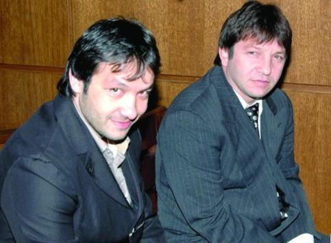 Братята Красимир и Николай Маринови