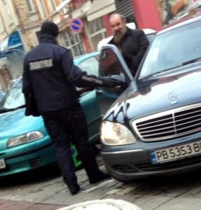 Епископ Борис е ценител на немските автомобили от висок клас