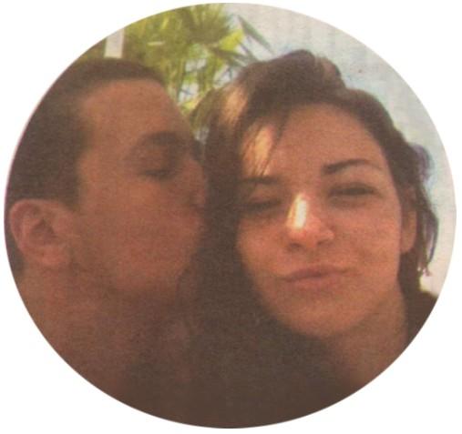 Филип Цанов-младши с дъщерята на Поли Пантев - Ралица