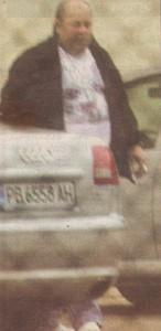 Това е измамникът Георги Колев. Снимката е правена от служители на МВР в хода на разследване срещу него