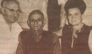 Скъпи покойници за режисьорката: баща й Стоян (в средата), братът Димитър Гръбчев и снахата Митка