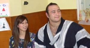 Котоошу се ожени за японка, от която има син. Той вече не е гражданин на Републиката
