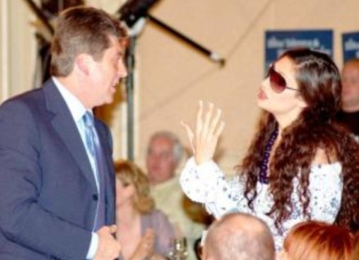 Когато бе действащ президент, Георги Първанов имаше флирт с Мариана Попова