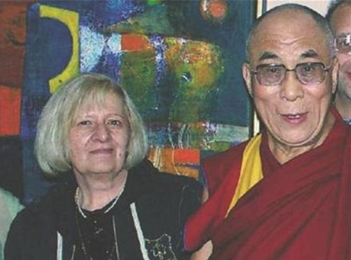 Петя Димитрова – Ирина Далай Лама