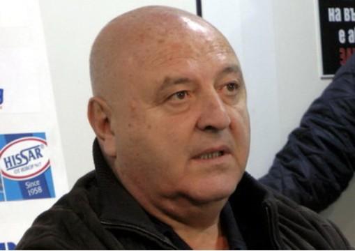Венци Стефанов наблюдава развоя на следствието