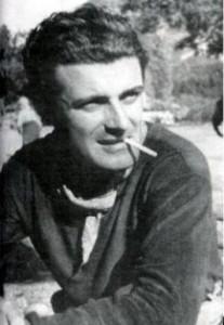 """Йосиф Цанков (1911-1971) в младостта си. Композиторът е автор на вечни песни като """"Целуни ме"""", """"Песен моя, обич моя"""", """"Когато луната изплува""""..."""