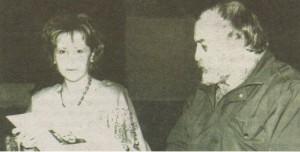 Зорница Попова бе в творчески тандем с поета Йордан Янков, също покойник, откъс от чиито мемоари поместваме