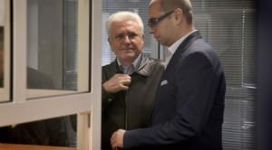 Христо Бисеров с доведения си син Ивайло Главинков
