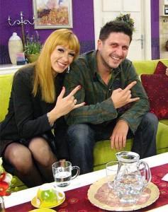 Деси Бакърджиева и Асен Блатечки