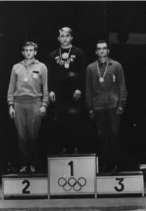 Димитър Добрев триумфира на олимпиадата в Рим през 1960 г.