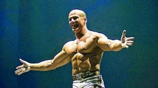 Енчо Керязов е една от последните ни световнозначими циркови звезди