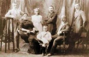 Семейството на Георги Губиделников