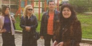 Дуетът Калин Янчев - Ева Сеизова (вдясно) стои зад безброй далавери, категорични са нашите източници
