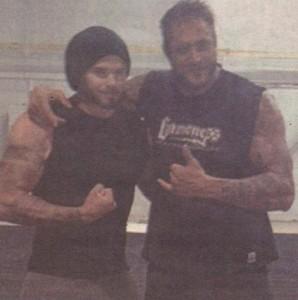 """ММА боецът тренира Келън Лъц от """"Здрач"""", има си личен филмов агент в Америка"""