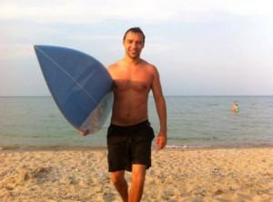 Кара и сърф