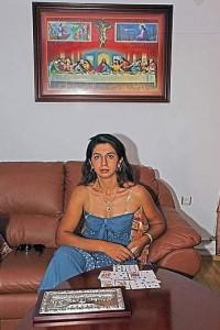 Ясновидката Малина Николова