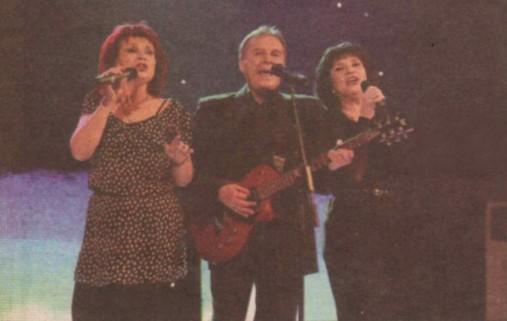 Певци от няколко поколения й от рязлйчни жанрове ще радват българите по празниците