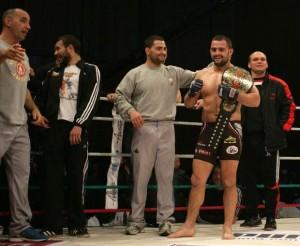 Румен Димитров след победата си над Картър