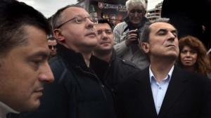 Сергей Станишев и Пламен Орешарски